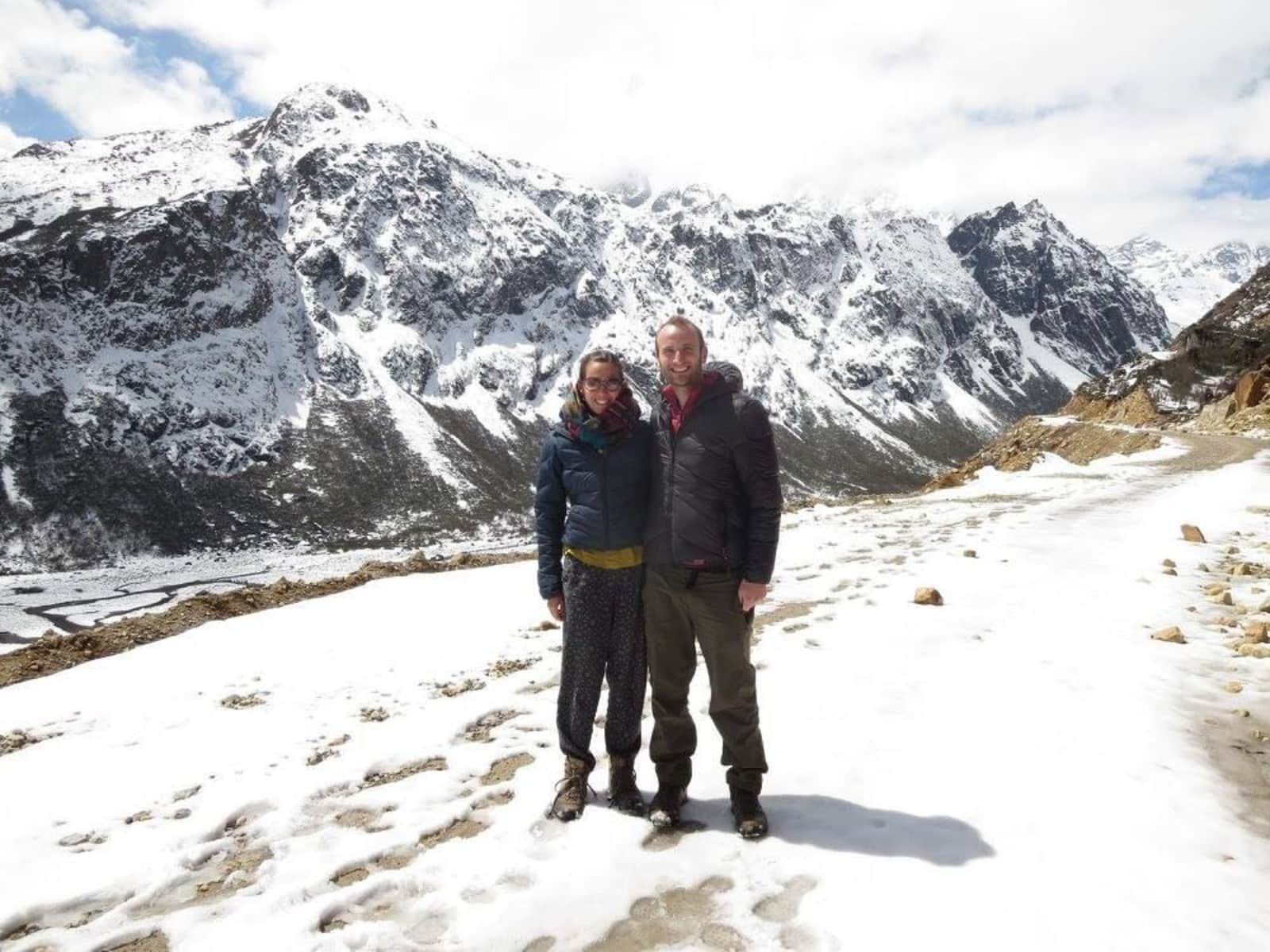 Anna & Thomas from Salford, United Kingdom