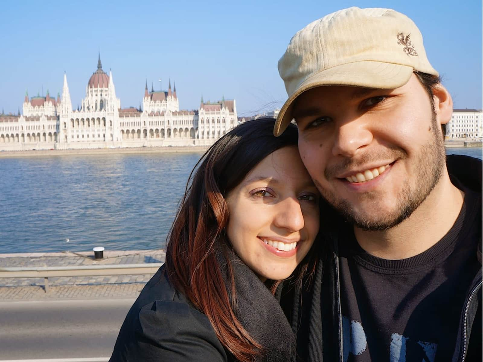 Cristina & Daniel from Toronto, Ontario, Canada