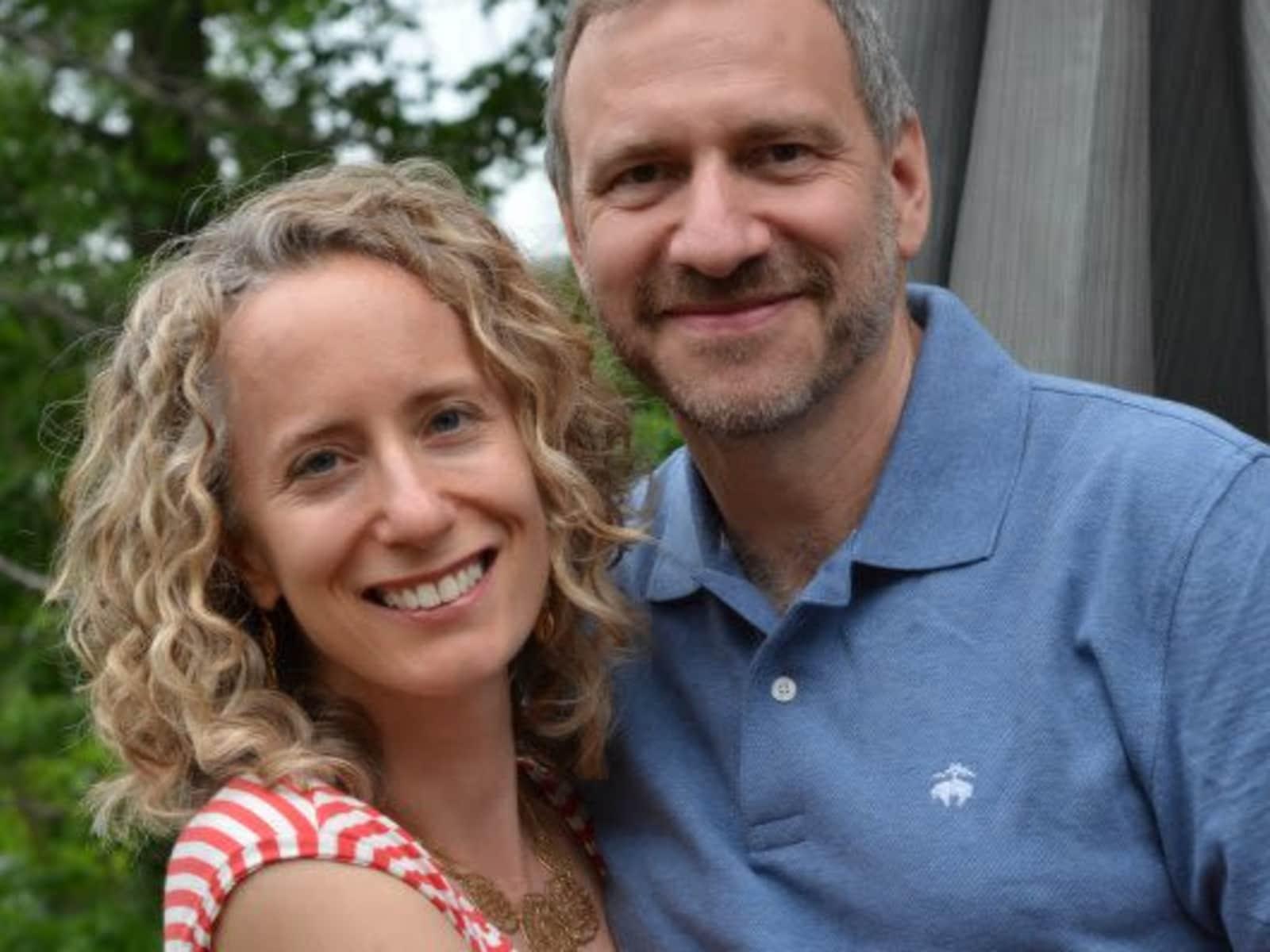 Janice & Dan from Takoma Park, Maryland, United States