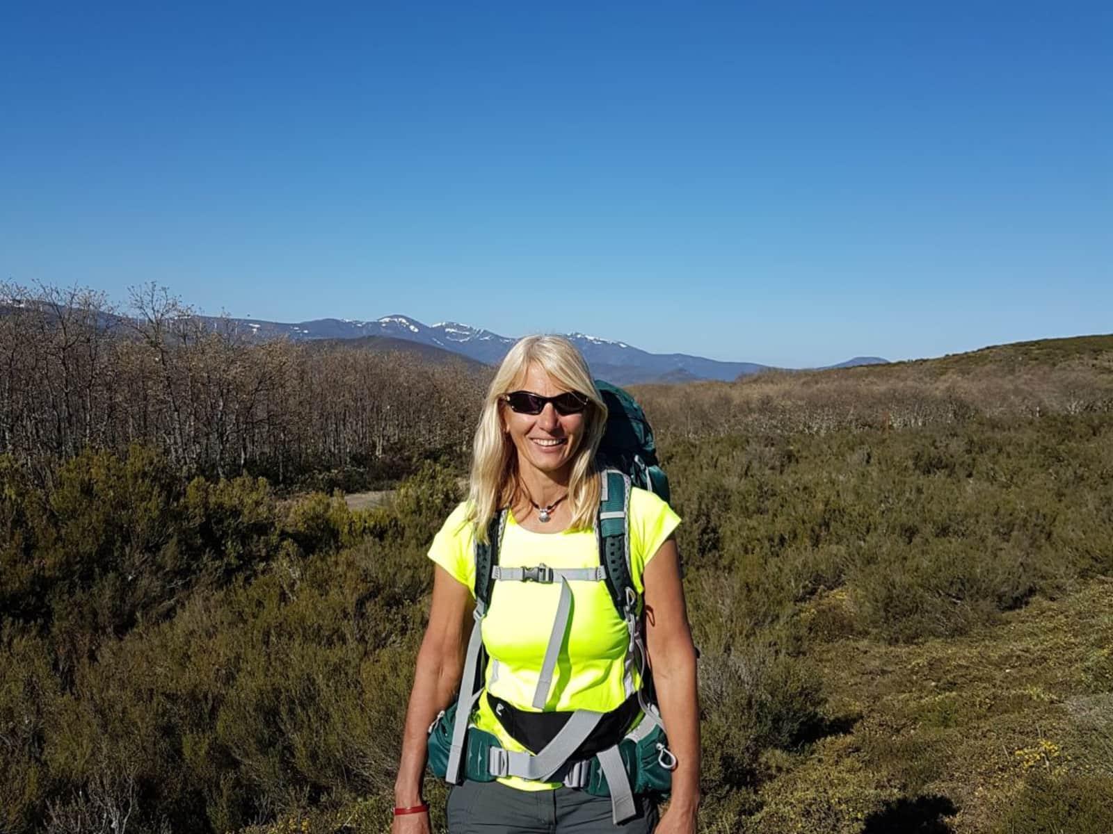 Carol from Canberra, Australian Capital Territory, Australia