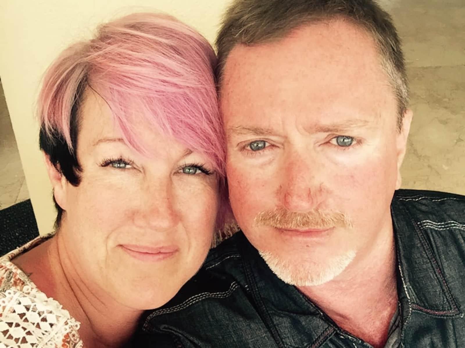 Debbie & Sean from Nanaimo, British Columbia, Canada