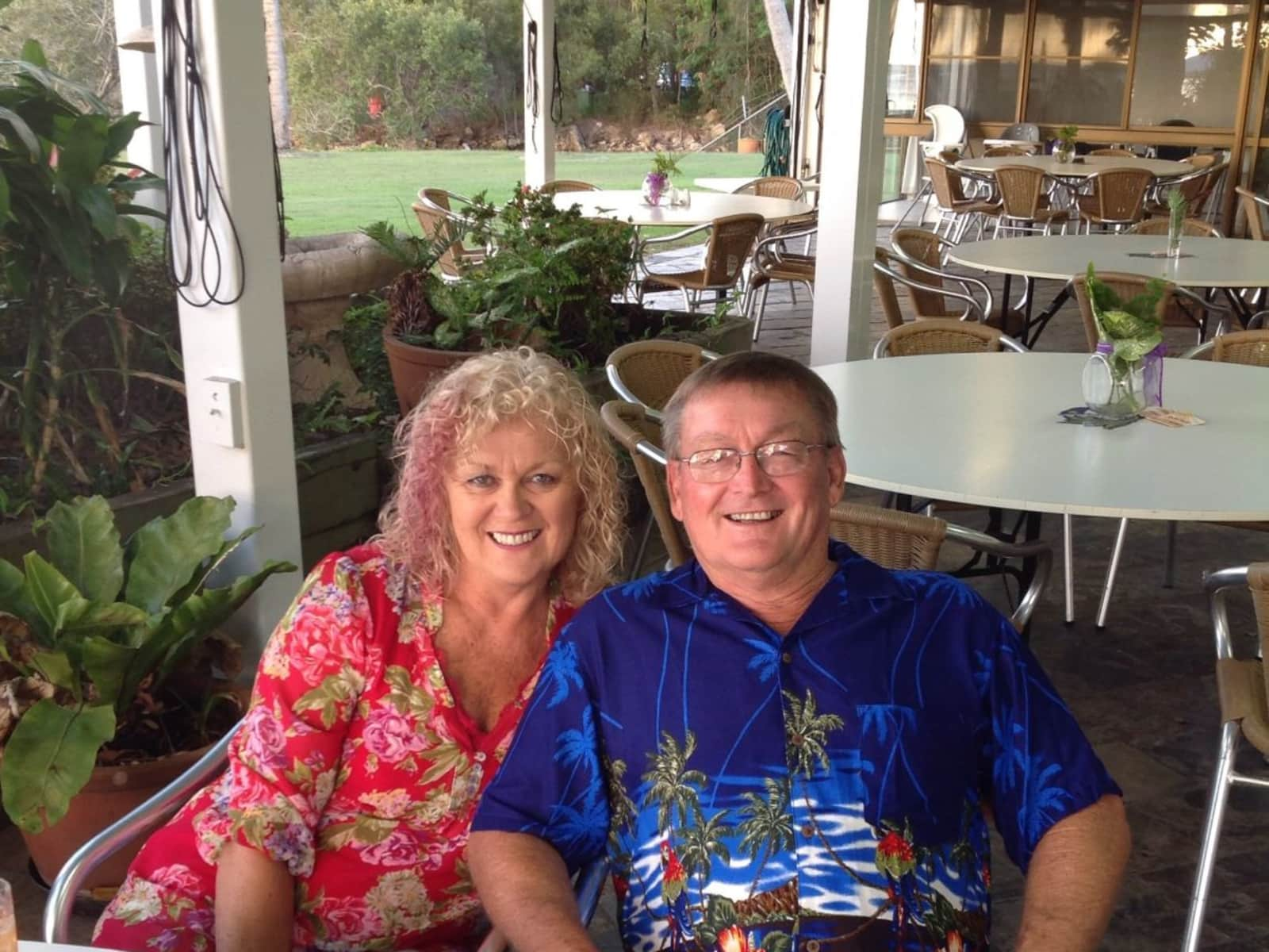 Jenni & Carl from Maitland, New South Wales, Australia