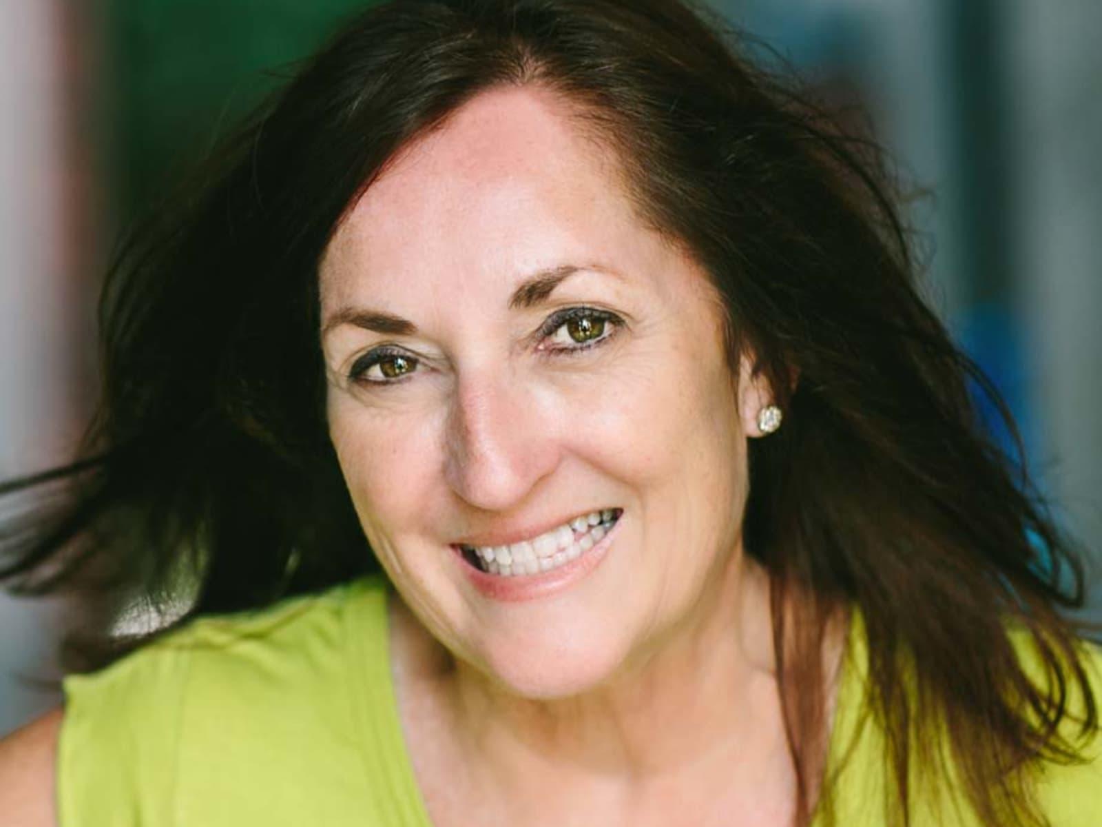 Sandra from Walnut Creek, California, United States