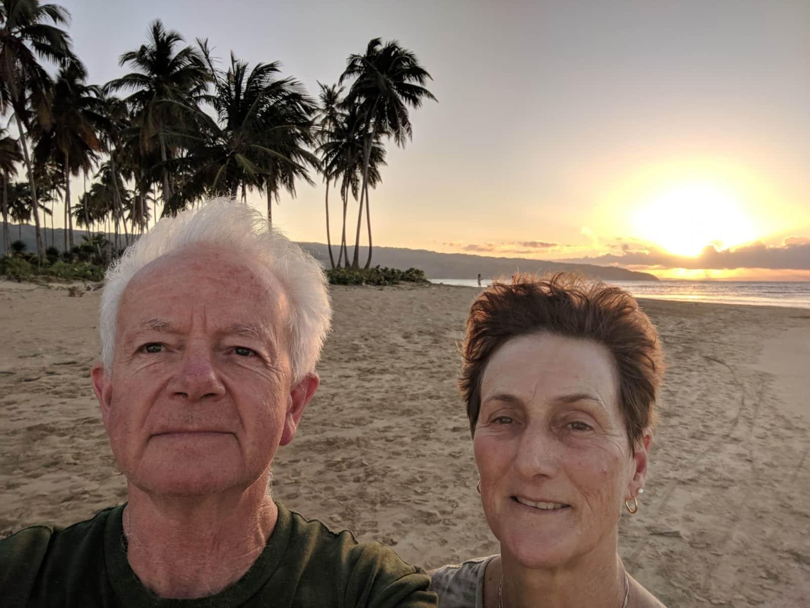 Robert & Lynn from Saint Kilda, Victoria, Australia