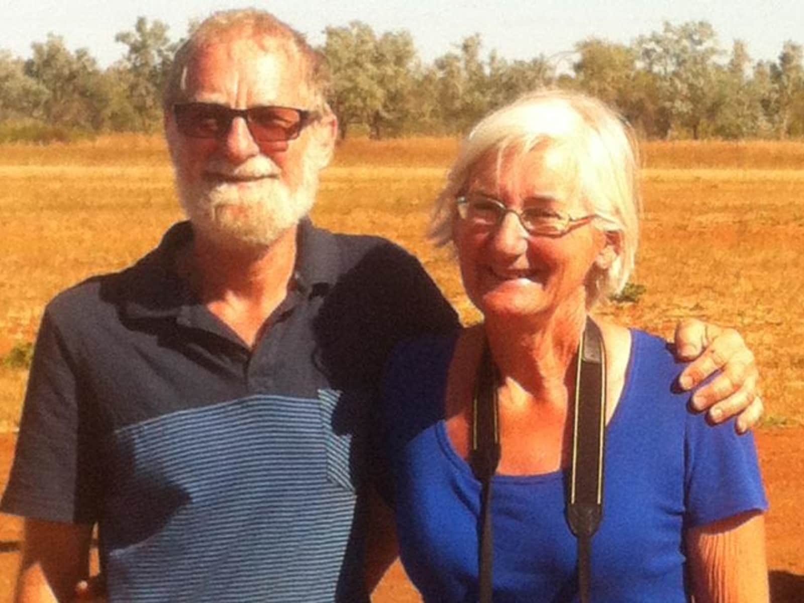Marie & Fred from Brisbane, Queensland, Australia