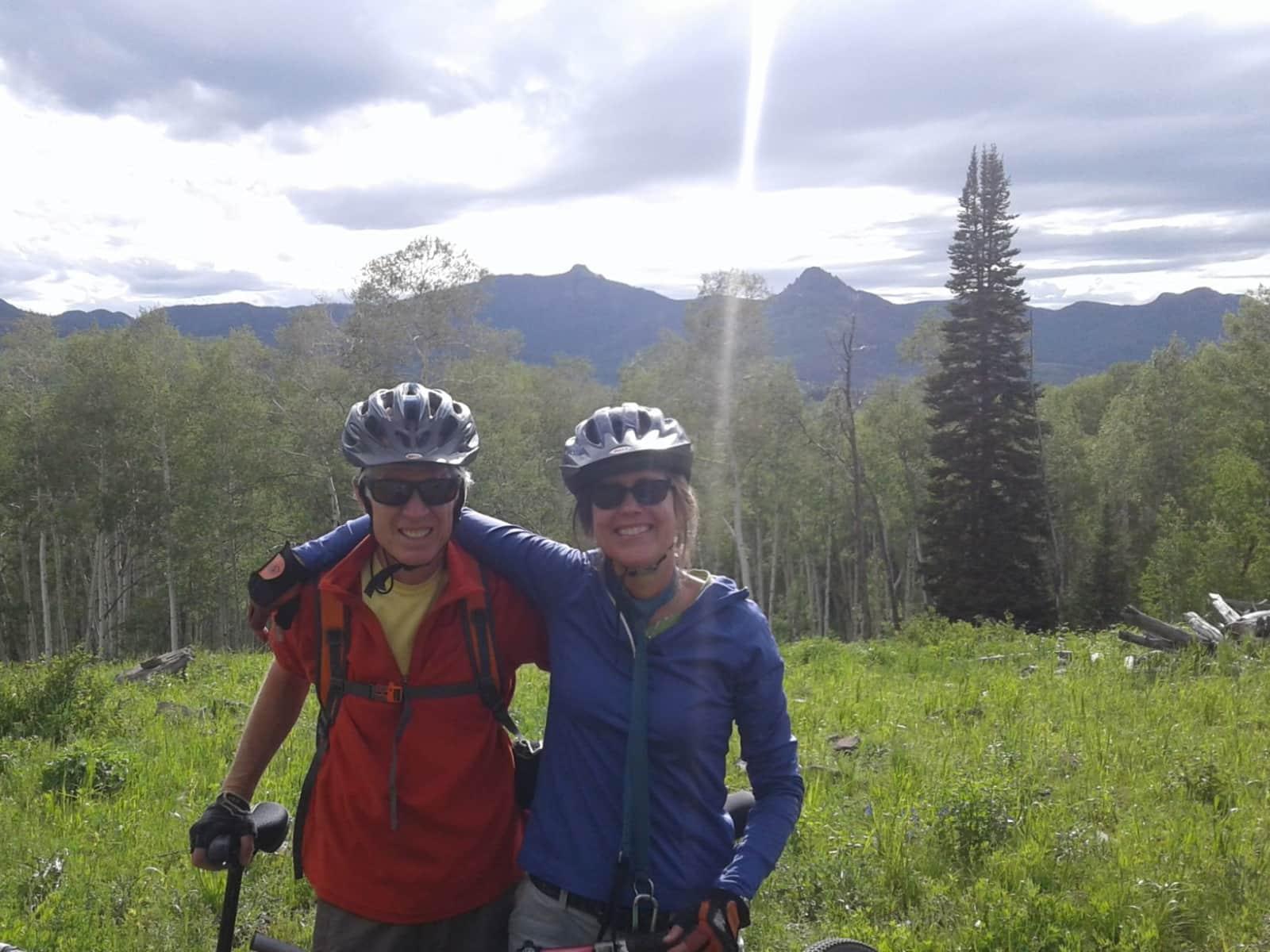 Roberta & Daniel from Black Hawk, Colorado, United States