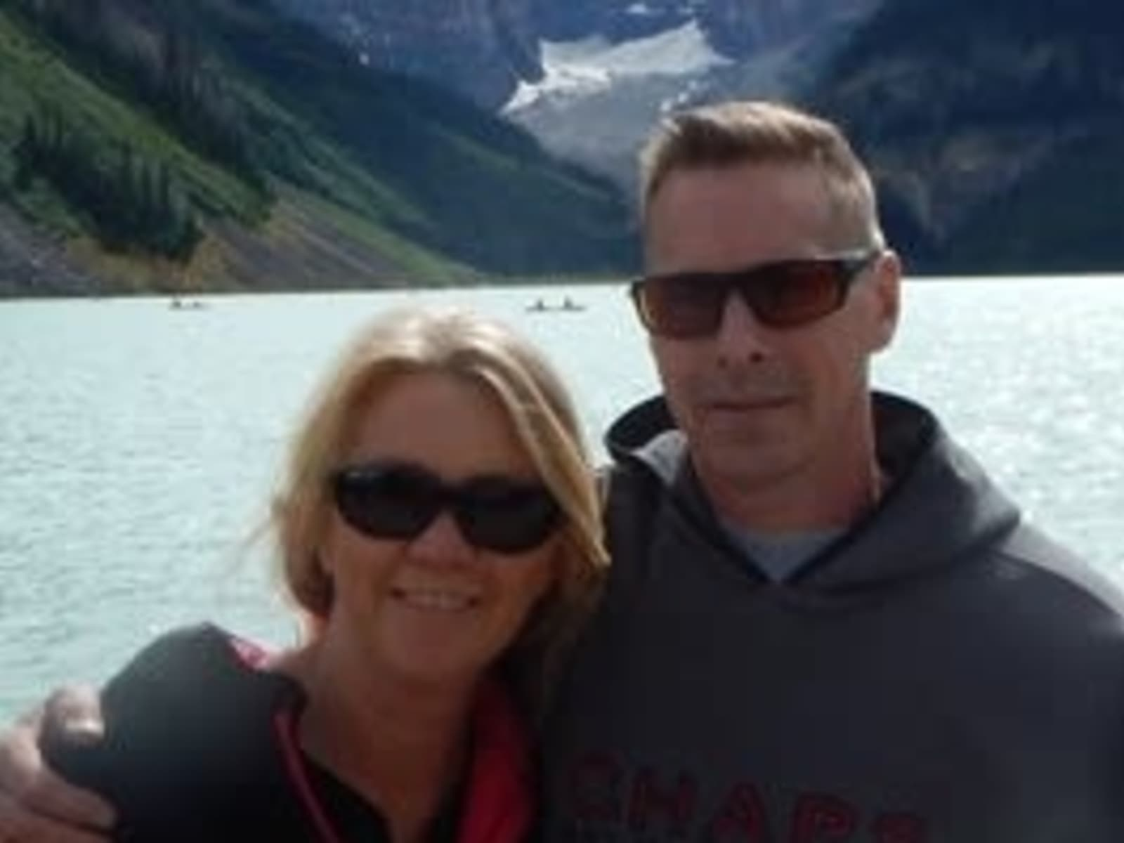 Ann & Jonathan from Victoria, British Columbia, Canada