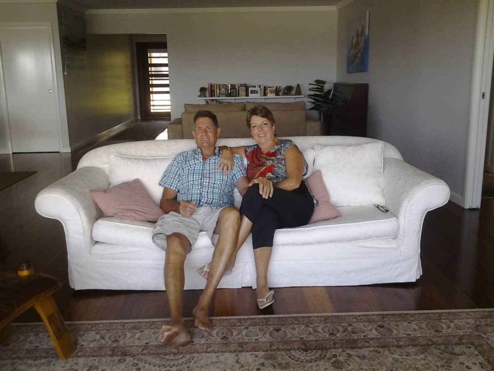 Rosemary & Alan from Bonny Hills, New South Wales, Australia