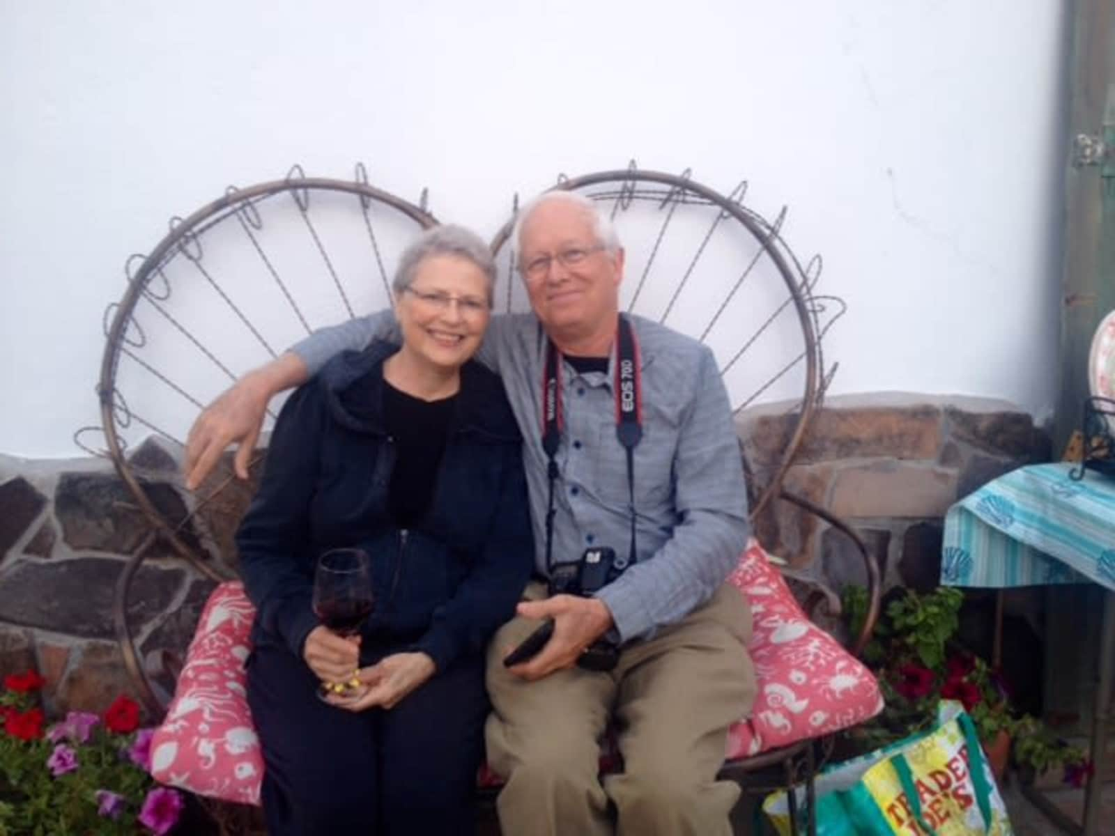 Nick & Dawna from Seattle, Washington, United States