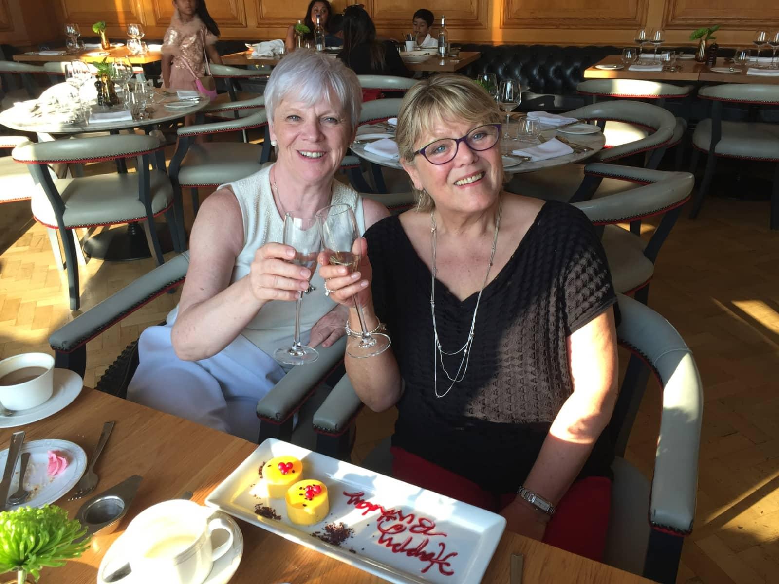 Lynn & Susan from Royal Tunbridge Wells, United Kingdom