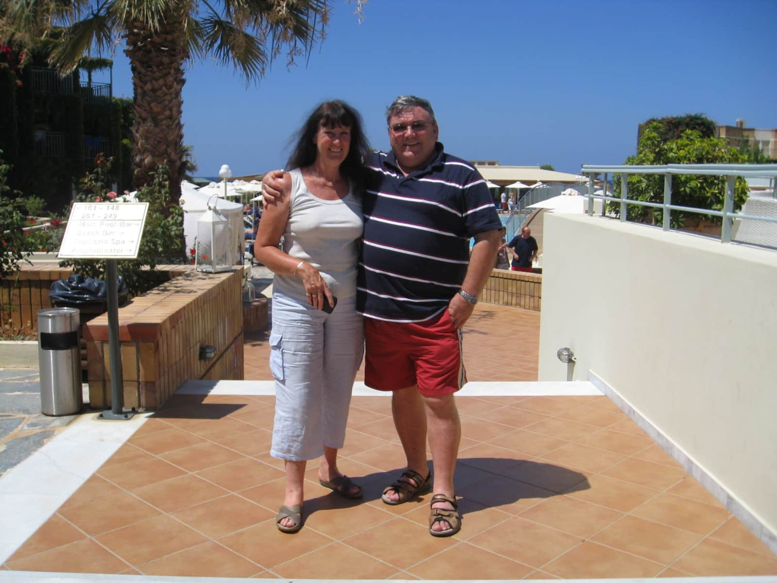 Linda & David from Aberdeen, United Kingdom