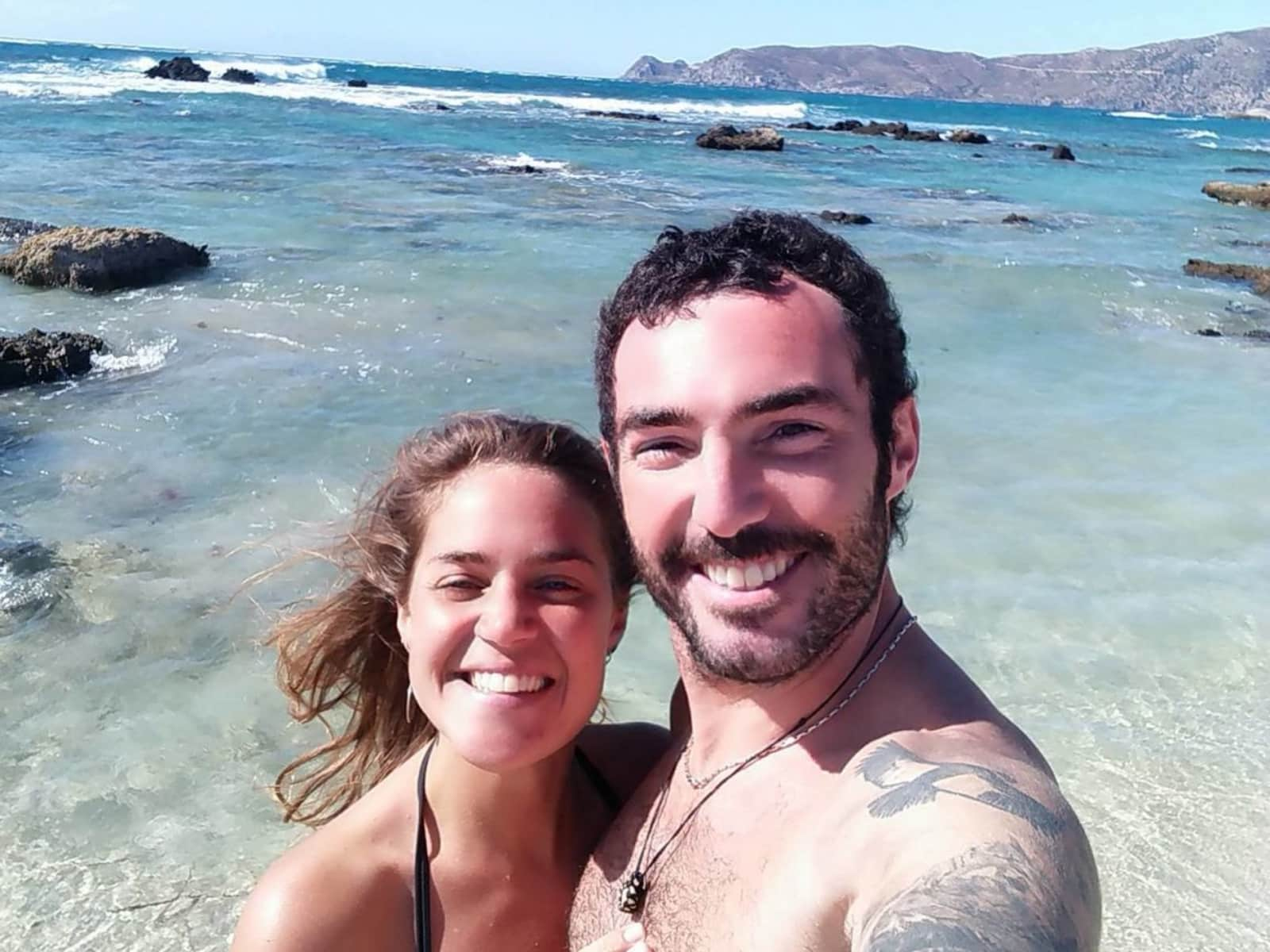 Juan pablo & Florenza from Empuriabrava, Spain