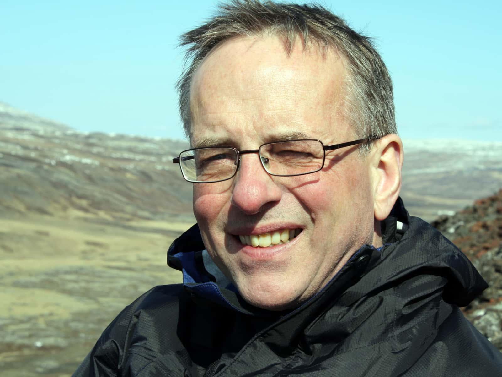 Helgi from Reykjavík, Iceland