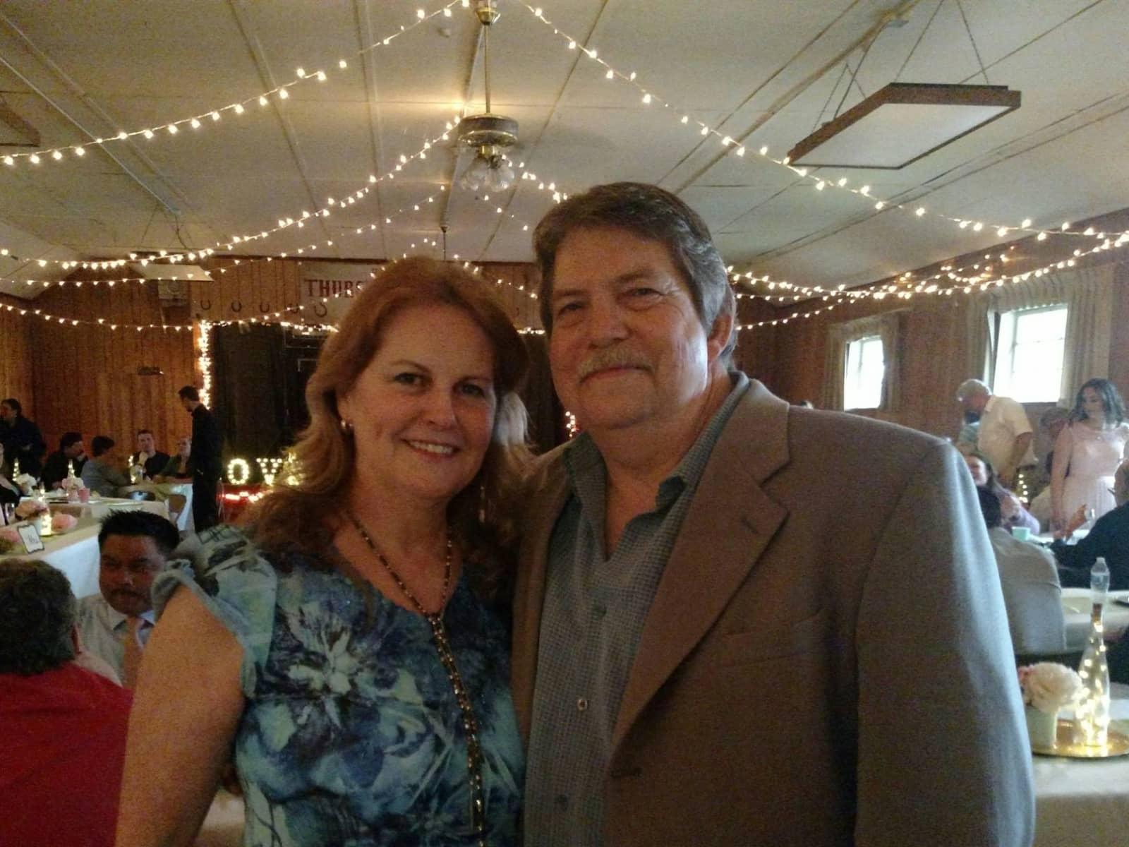 Sandra & Roger from Olympia, Washington, United States