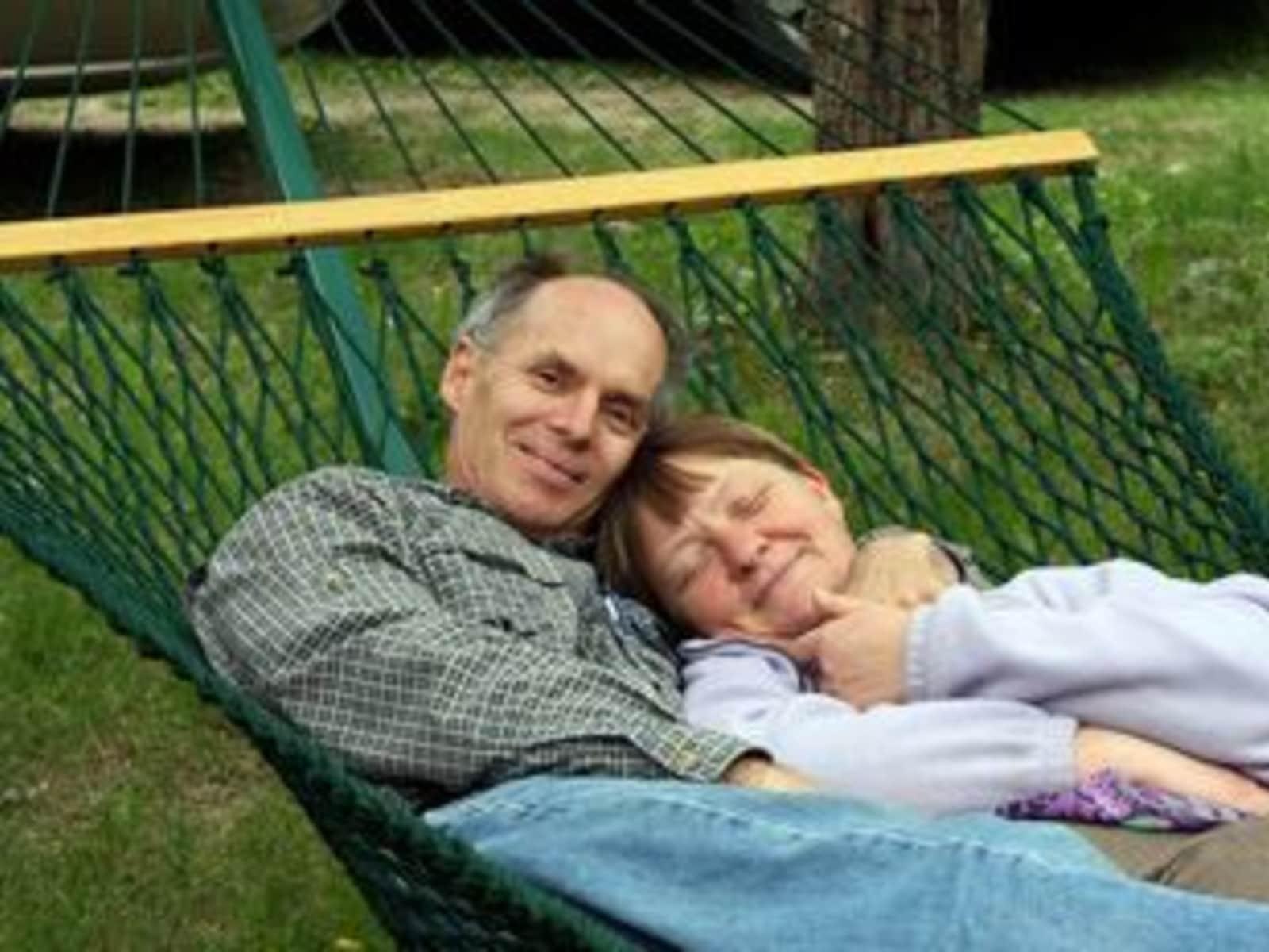 Kristine & Malcolm from Ottawa, Ontario, Canada