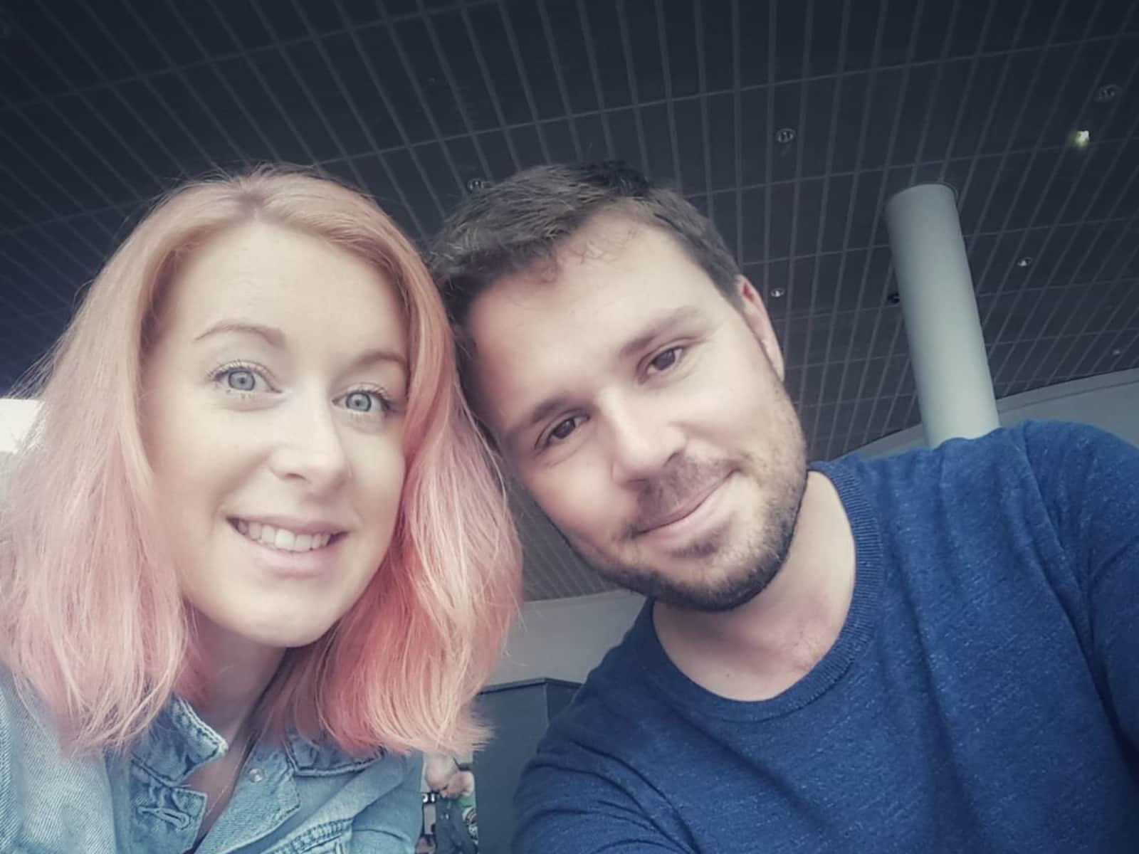 Jenni & Chris from Buxton, United Kingdom