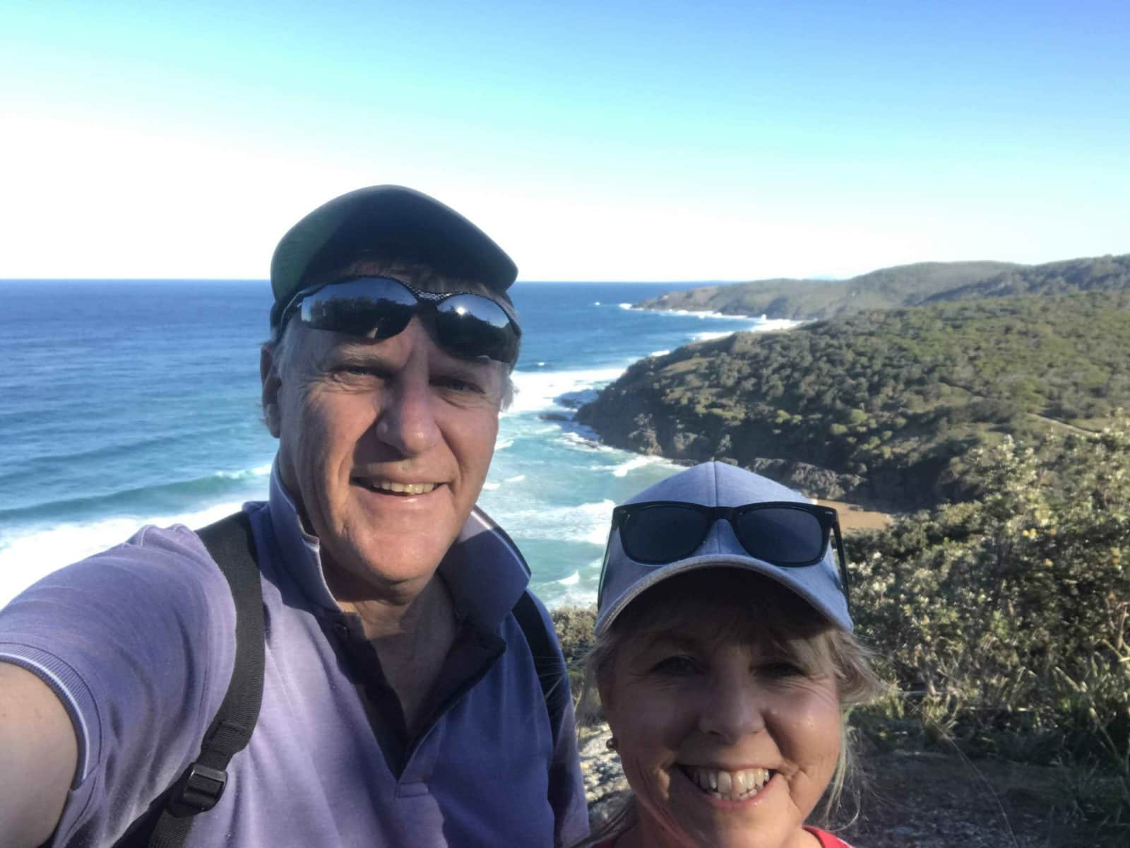 Andy & Lesley from Port Macquarie, New South Wales, Australia