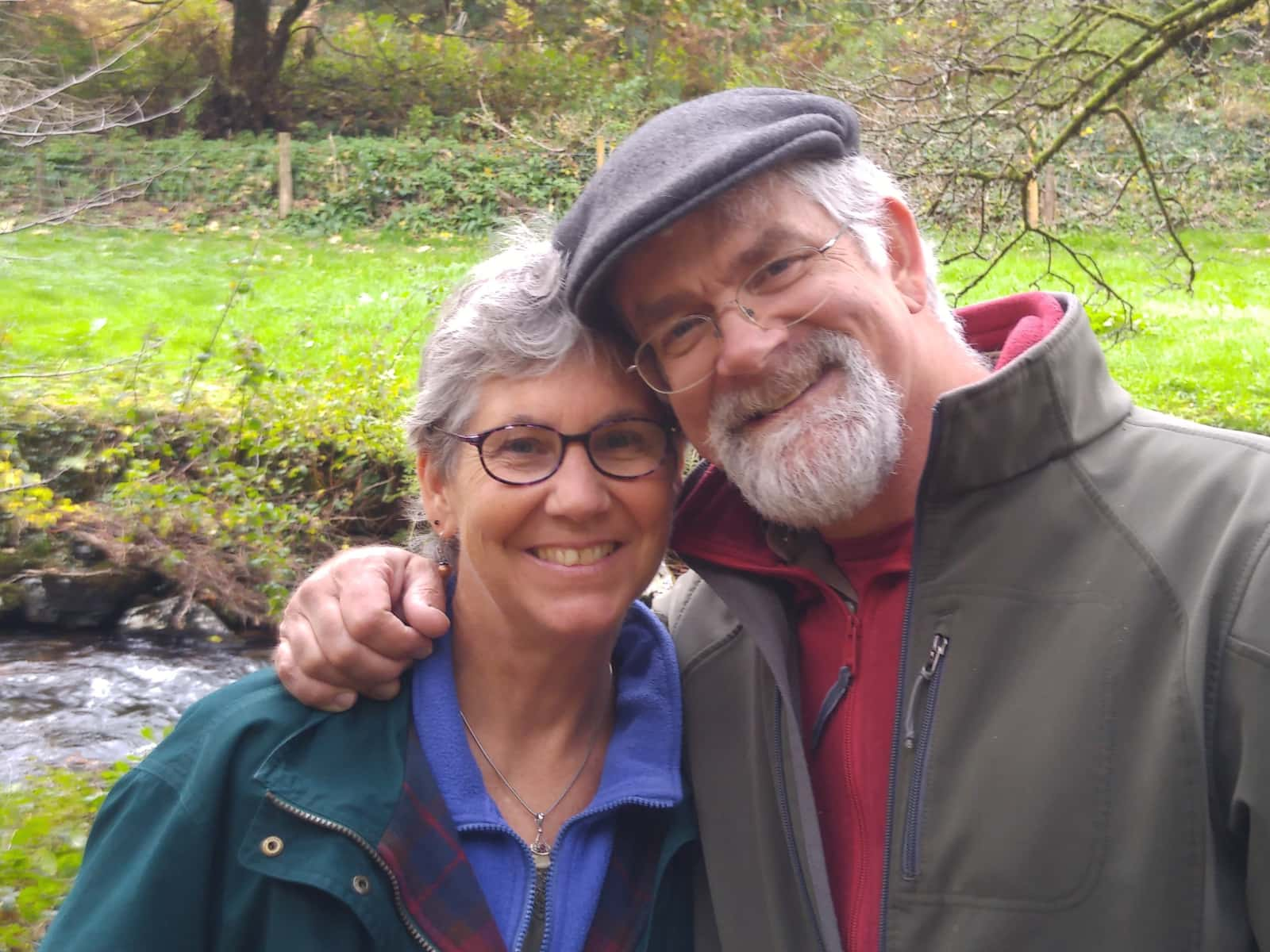 Amy & Glenn from Sandpoint, Idaho, United States