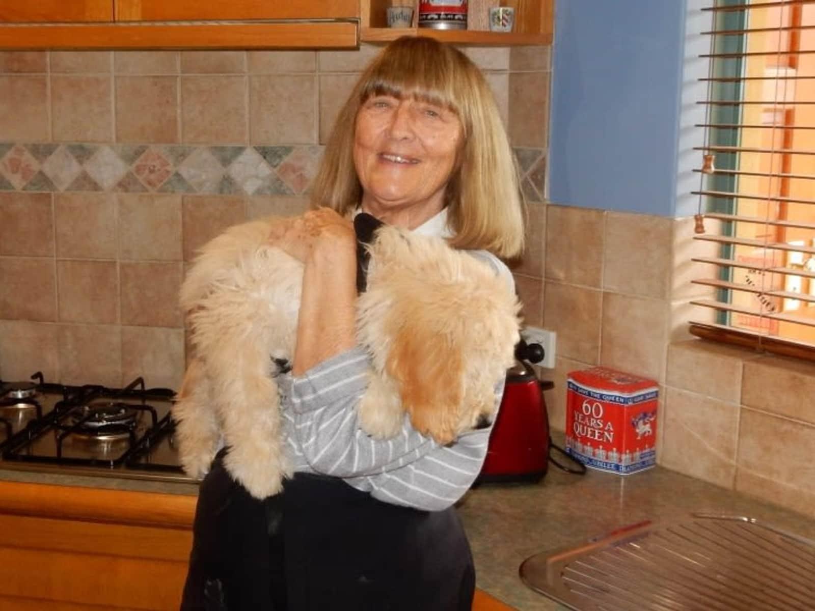 Rosemary & Horst from Perth, Western Australia, Australia