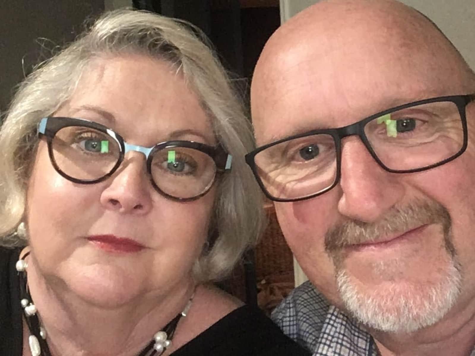 Maree & Tony from Hervey Bay, Queensland, Australia