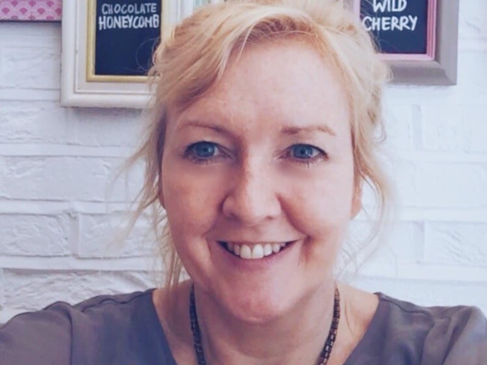 Teresa from Oxford, United Kingdom