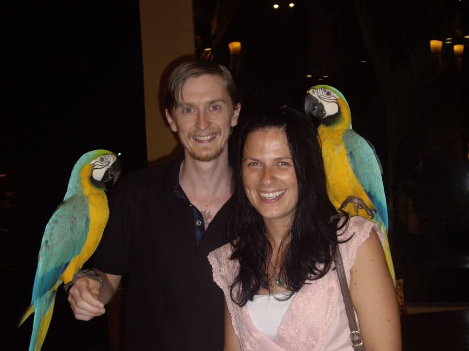 Amy & Brendan from Frankston South, Victoria, Australia