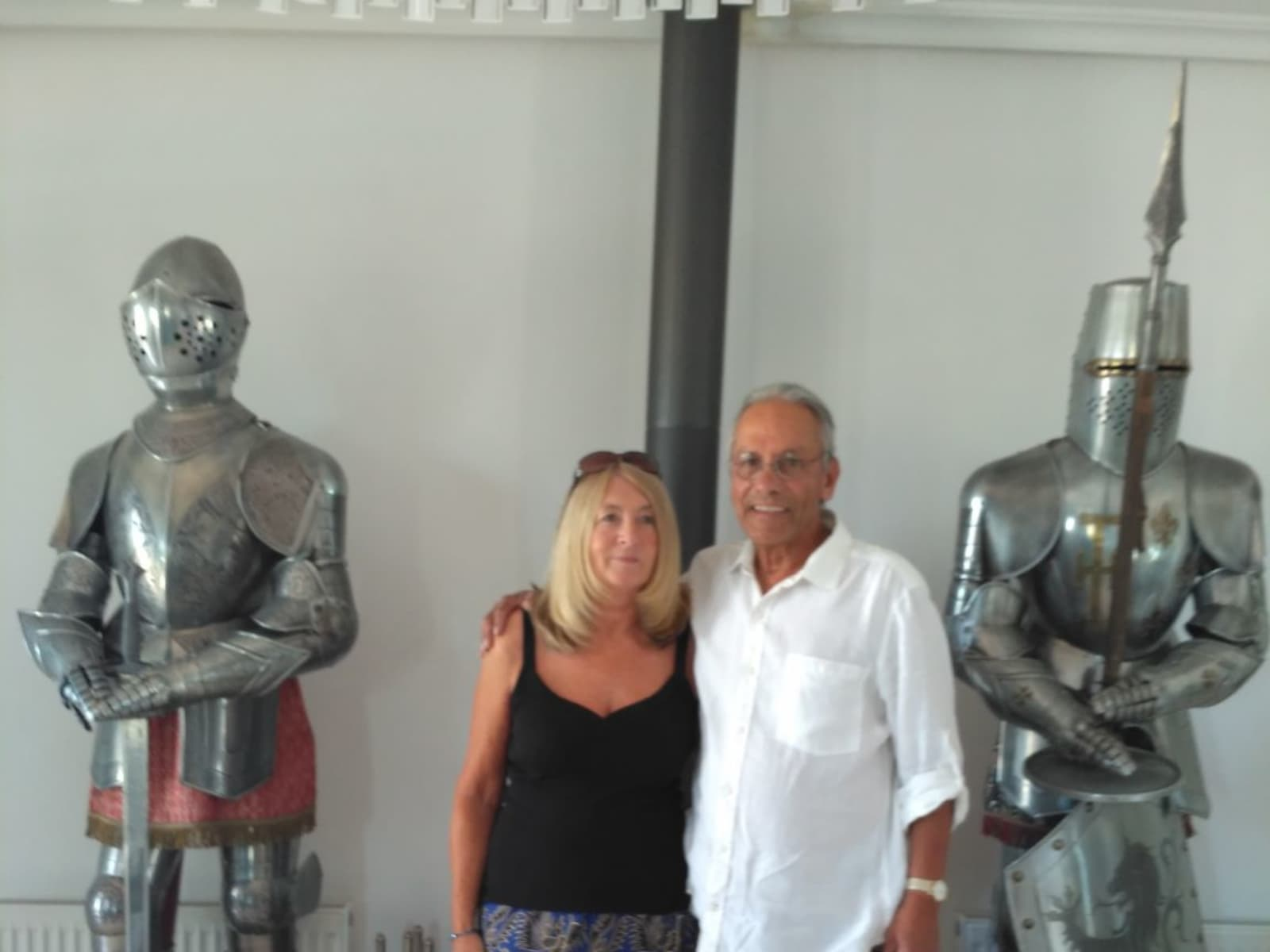 Robert & June from Guardamar del Segura, Spain