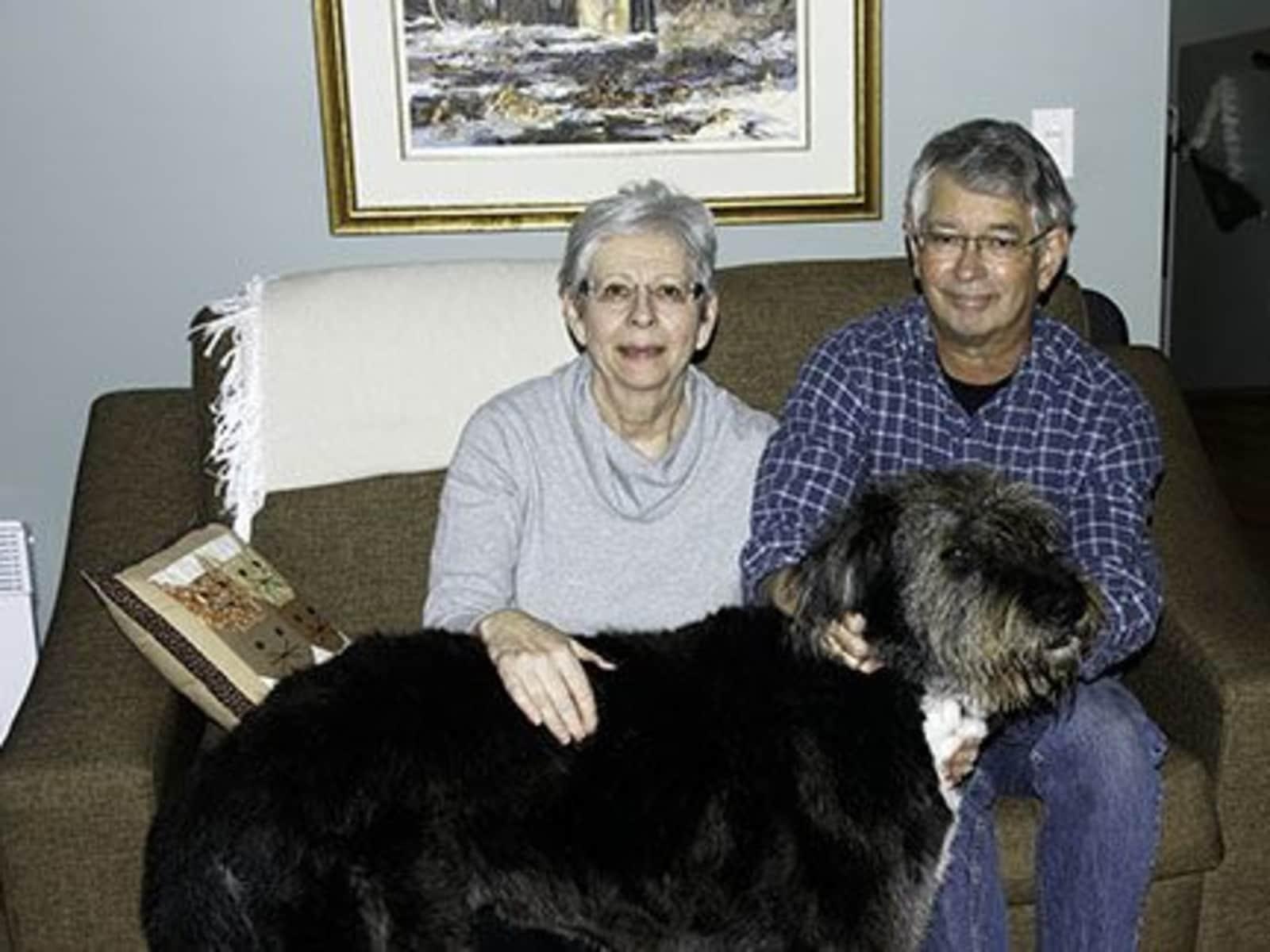 Patricia & David from Saint-Louis-de-Gonzague, Quebec, Canada