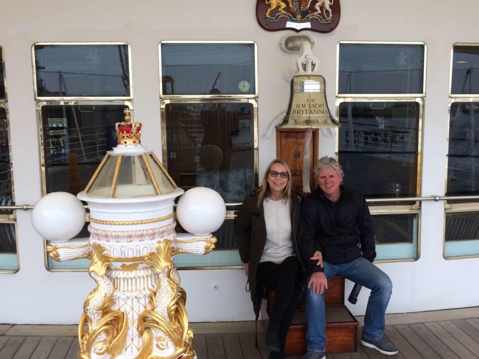 Gary & Shellagh from Lytham St Annes, United Kingdom