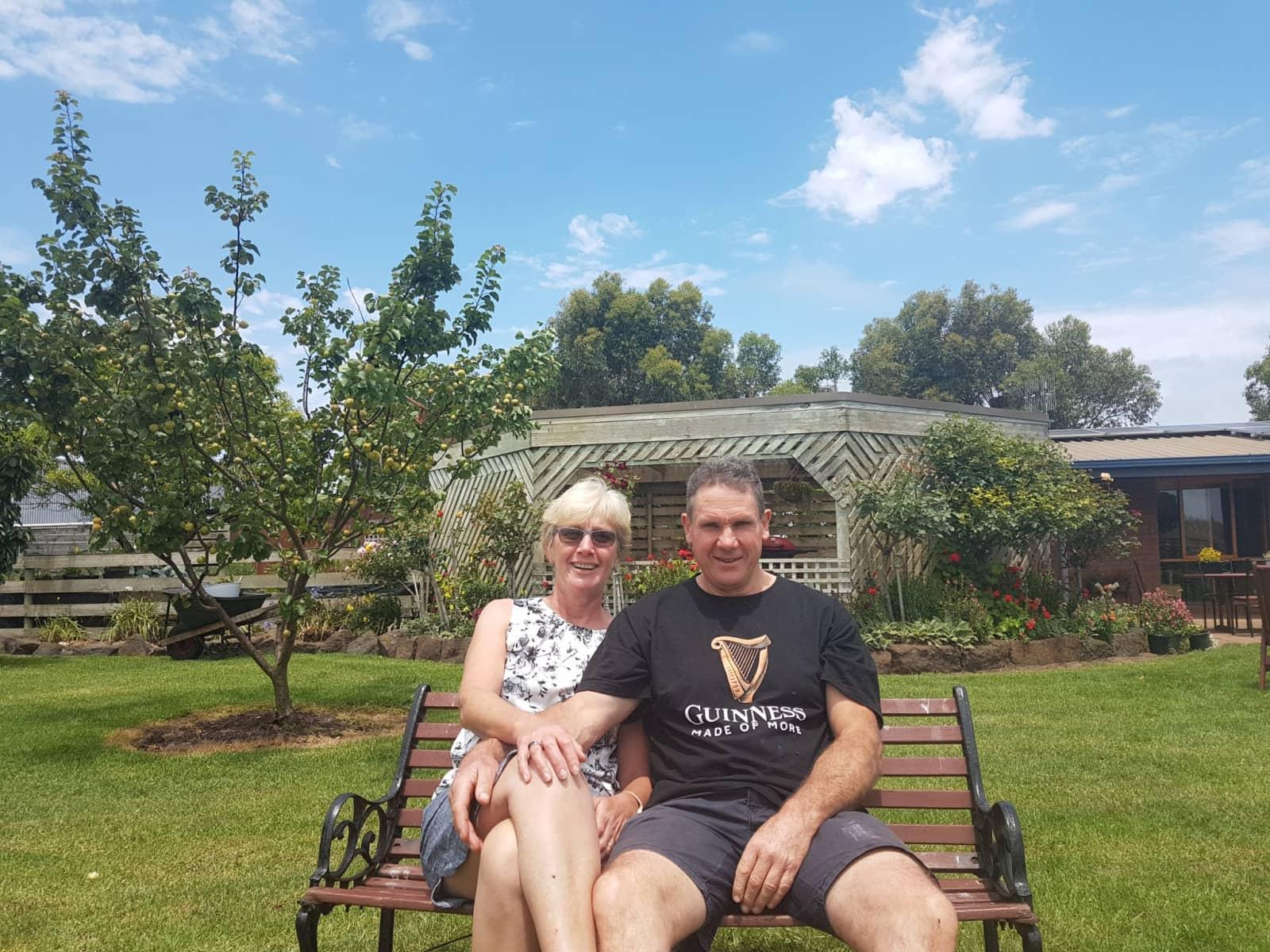 Housesitting assignment in Rosebrook, Victoria, Australia