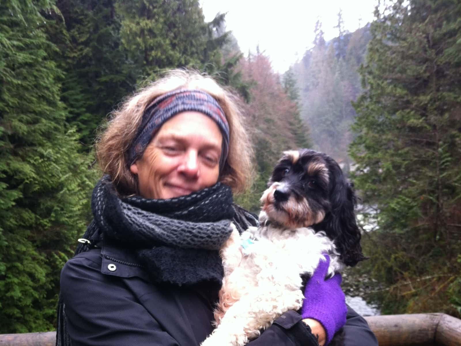 Jacqueline from Vancouver, British Columbia, Canada