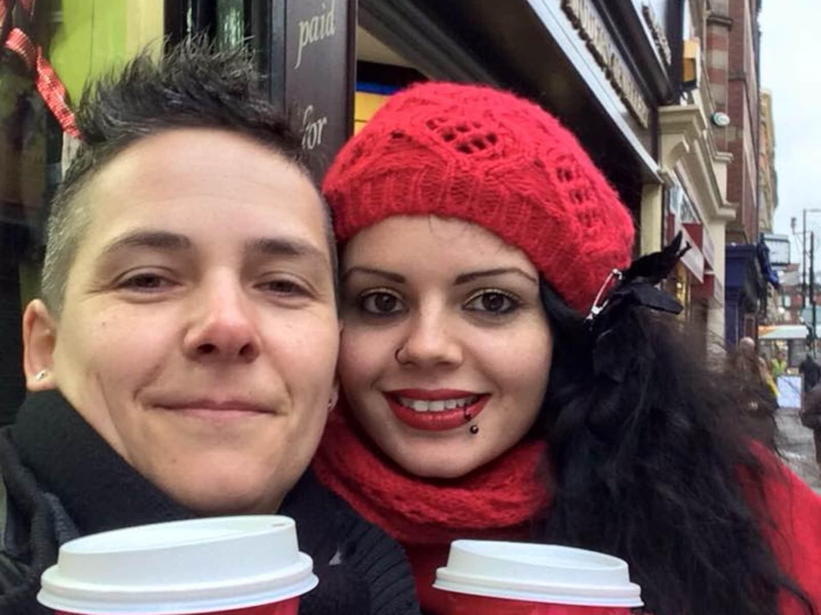 Jools & Jen from Javea, Spain