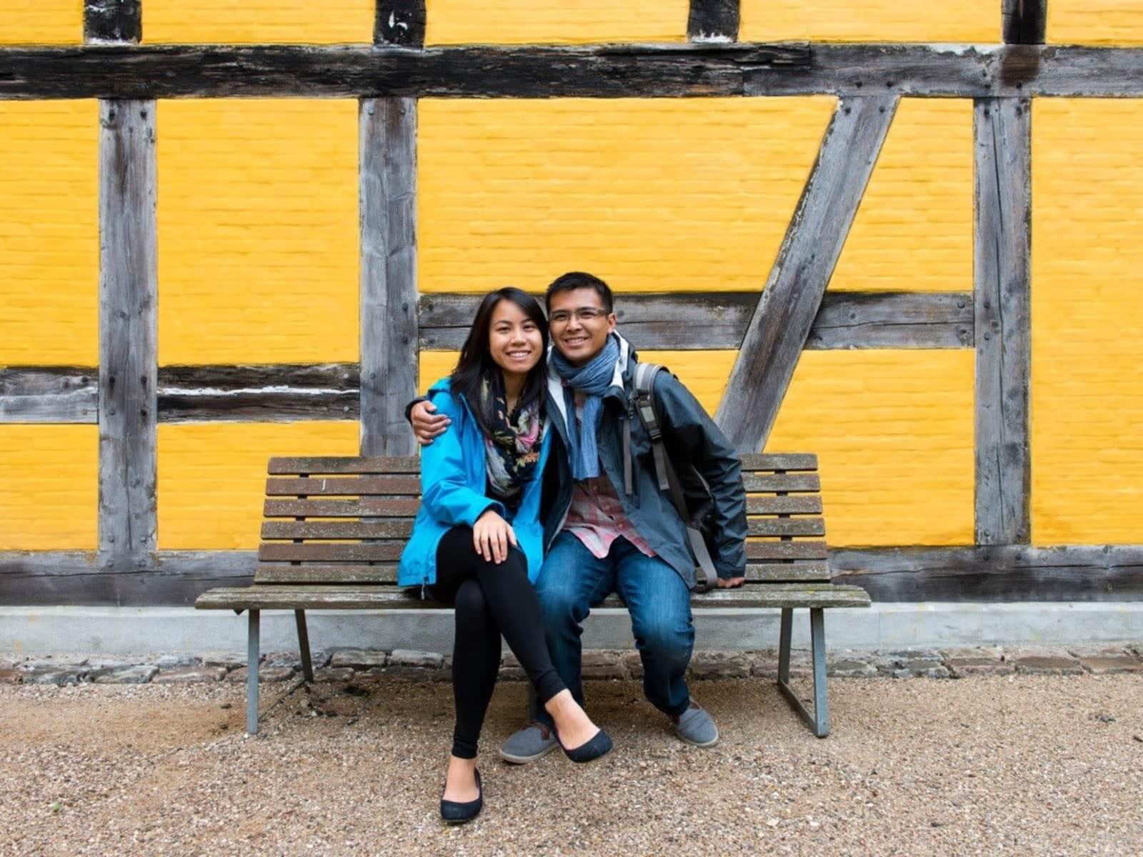 Vicki & Michael from Toronto, Ontario, Canada