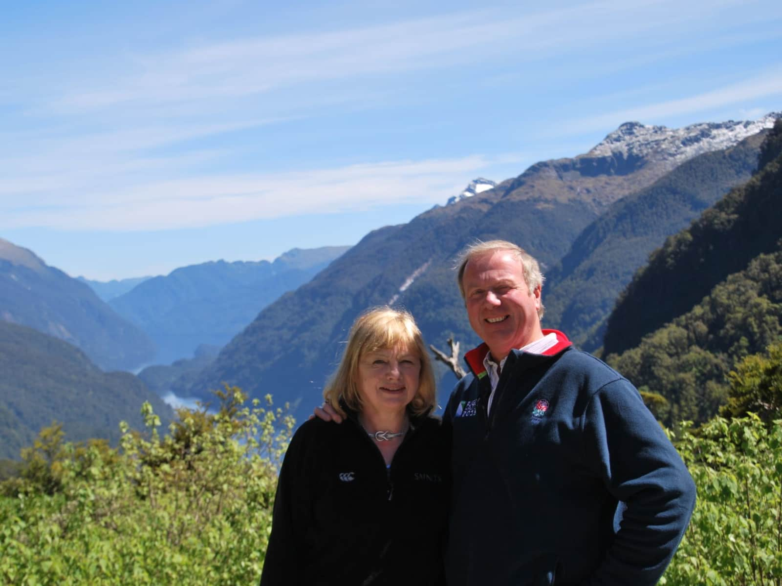 Peter & Lindy from Northampton, United Kingdom