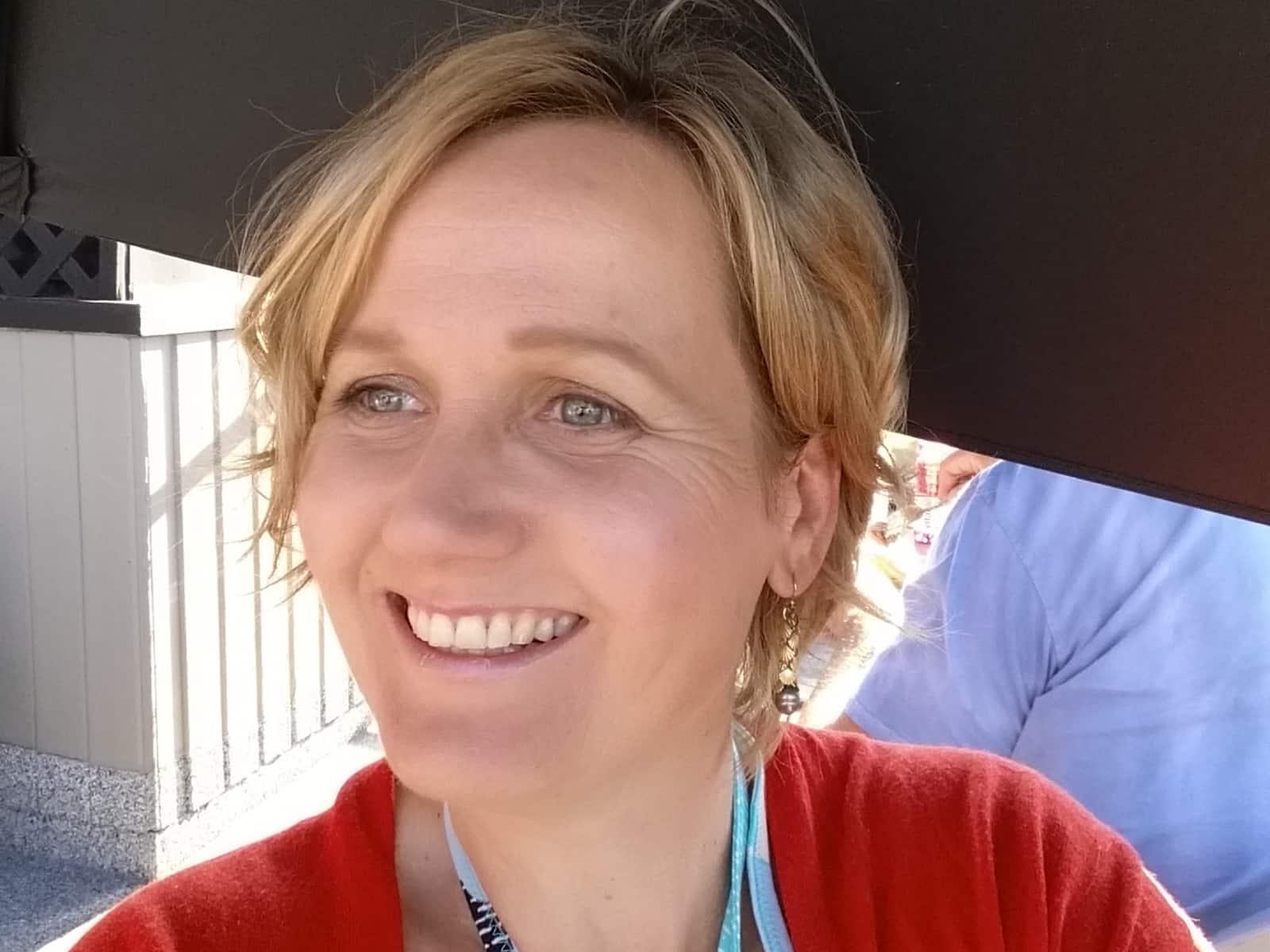 Louise from Kelowna, British Columbia, Canada