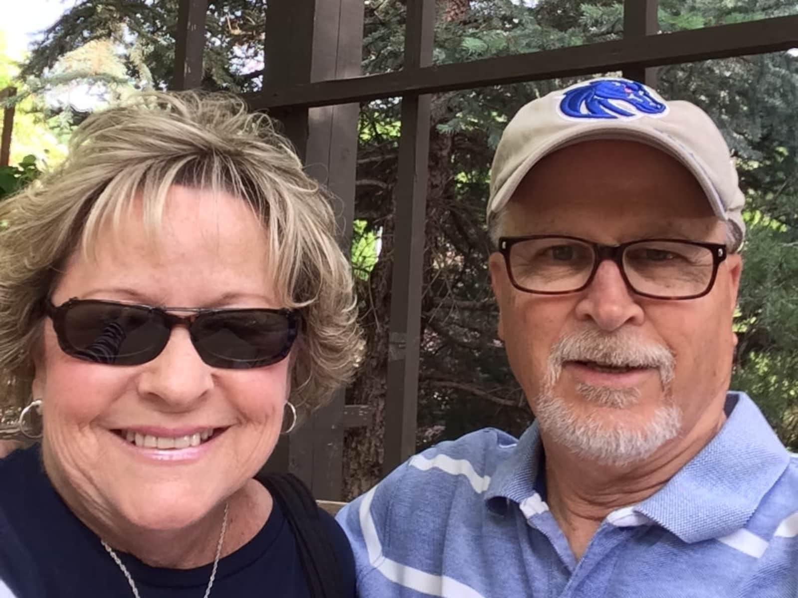 David & Frannie from Boise, Idaho, United States