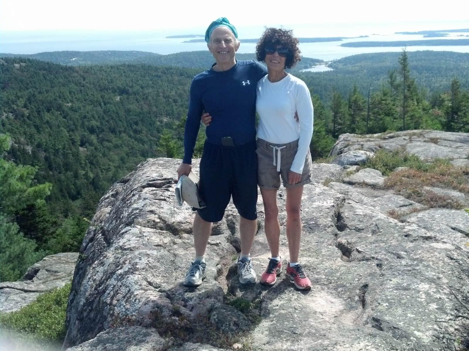 Donna & Rick from Boston, Massachusetts, United States