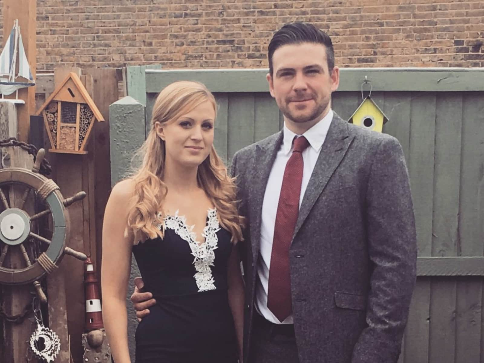 Jack & Christy from Chelmsford, United Kingdom