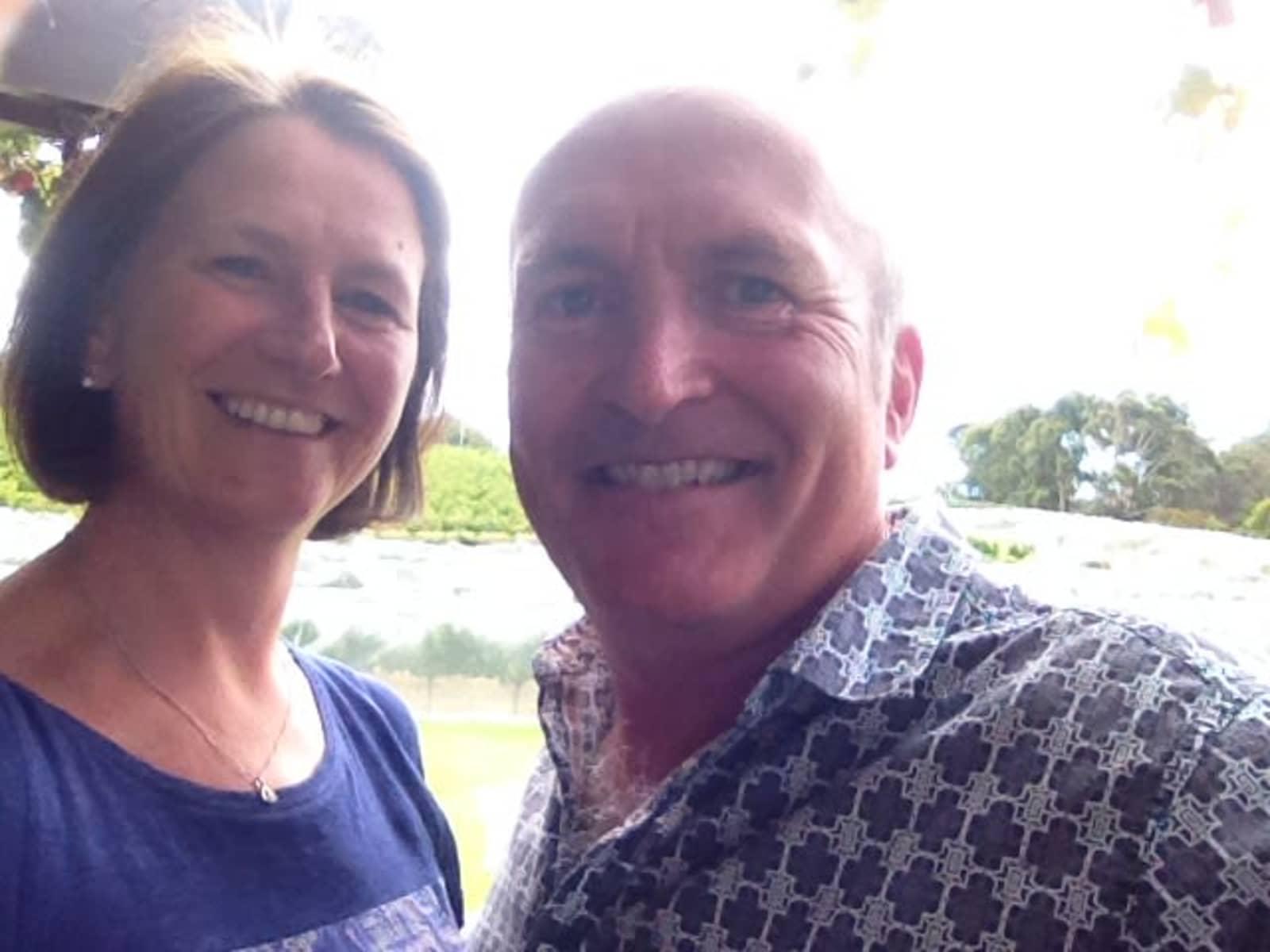 Sara & Richard from Painswick, United Kingdom