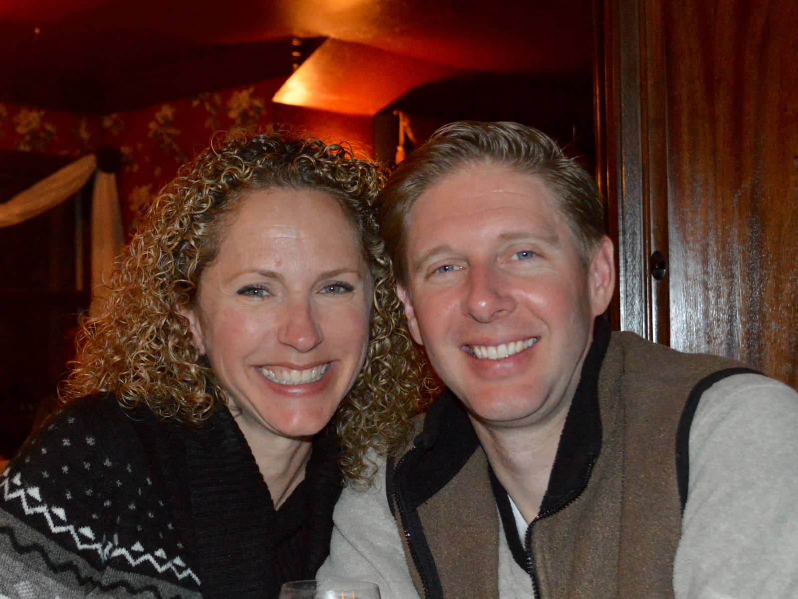 Lisa & Nathan from Atlanta, Georgia, United States