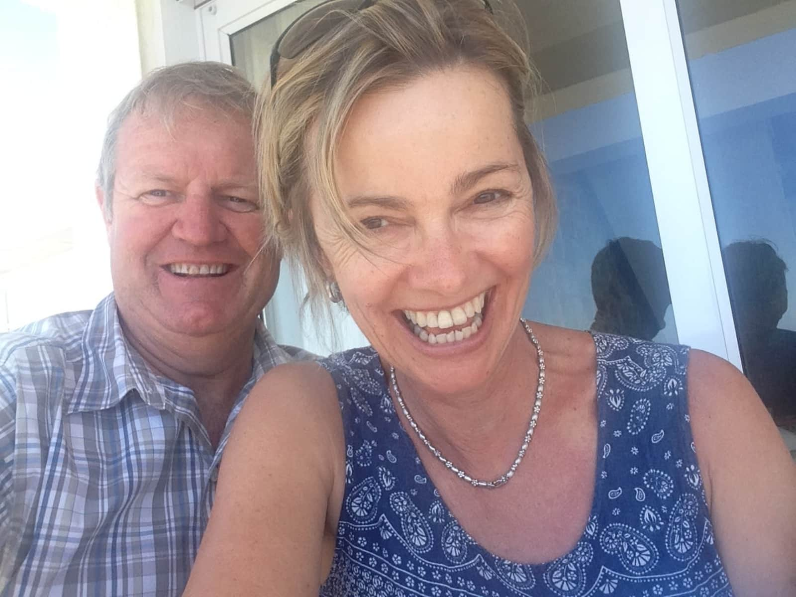 Tracy & Neil from St Francis Bay, South Africa