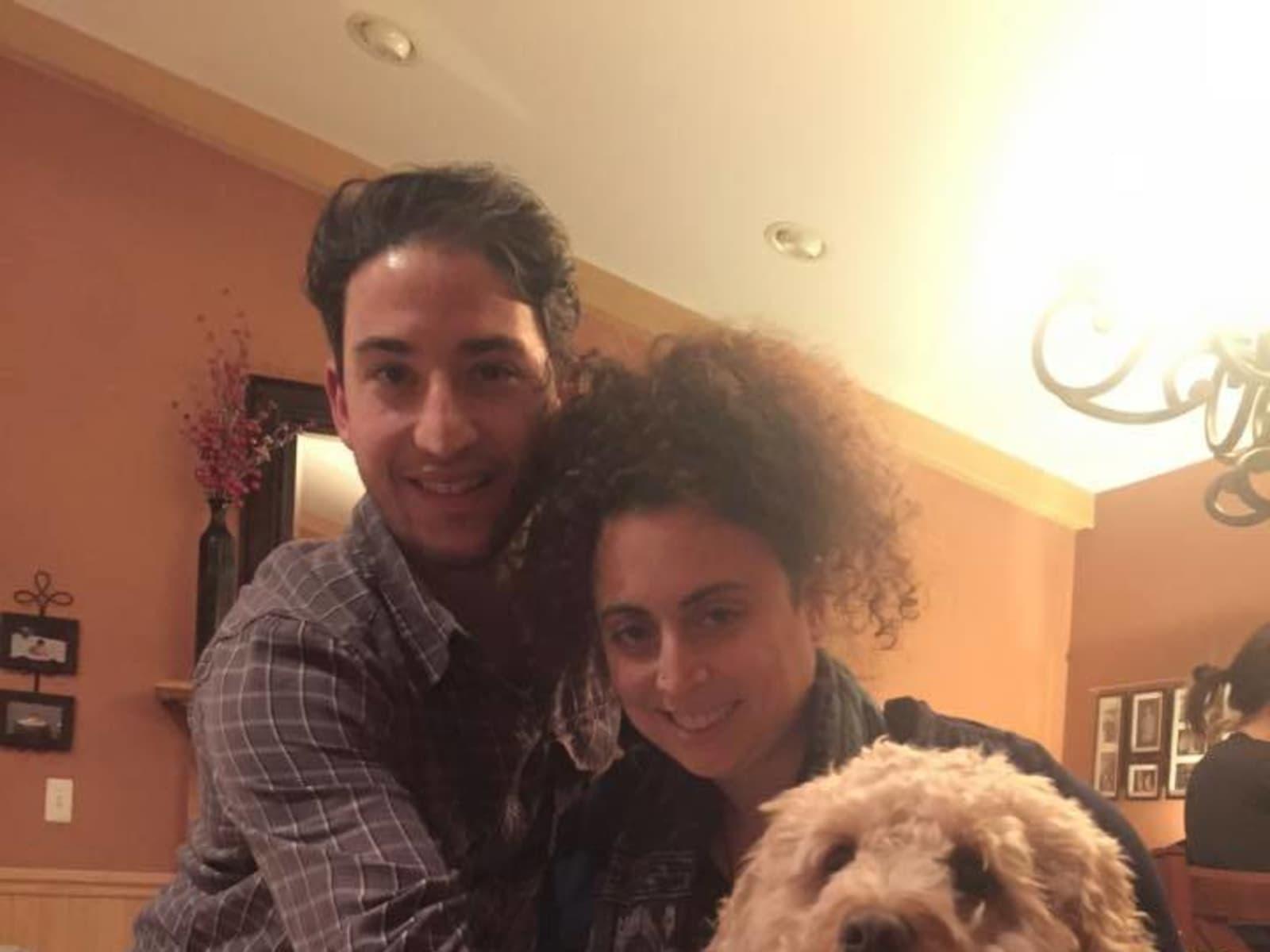Rana & Joseph from Toronto, Ontario, Canada