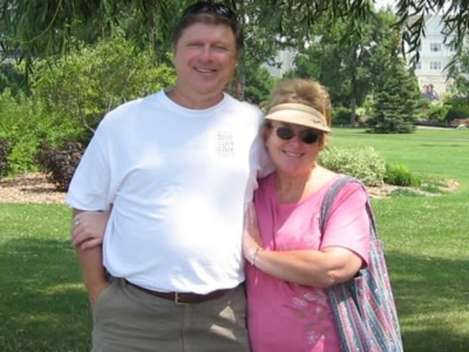 Janet & Don from Windsor, Ontario, Canada