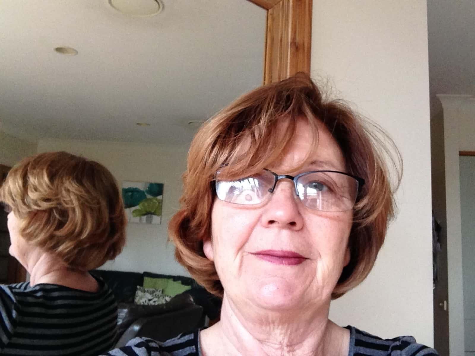 Susan from Lara, Victoria, Australia