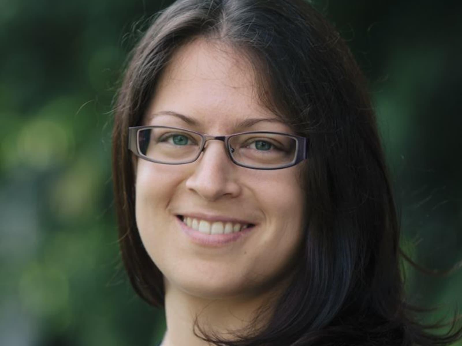 Mateja from Ljubljana, Slovenia
