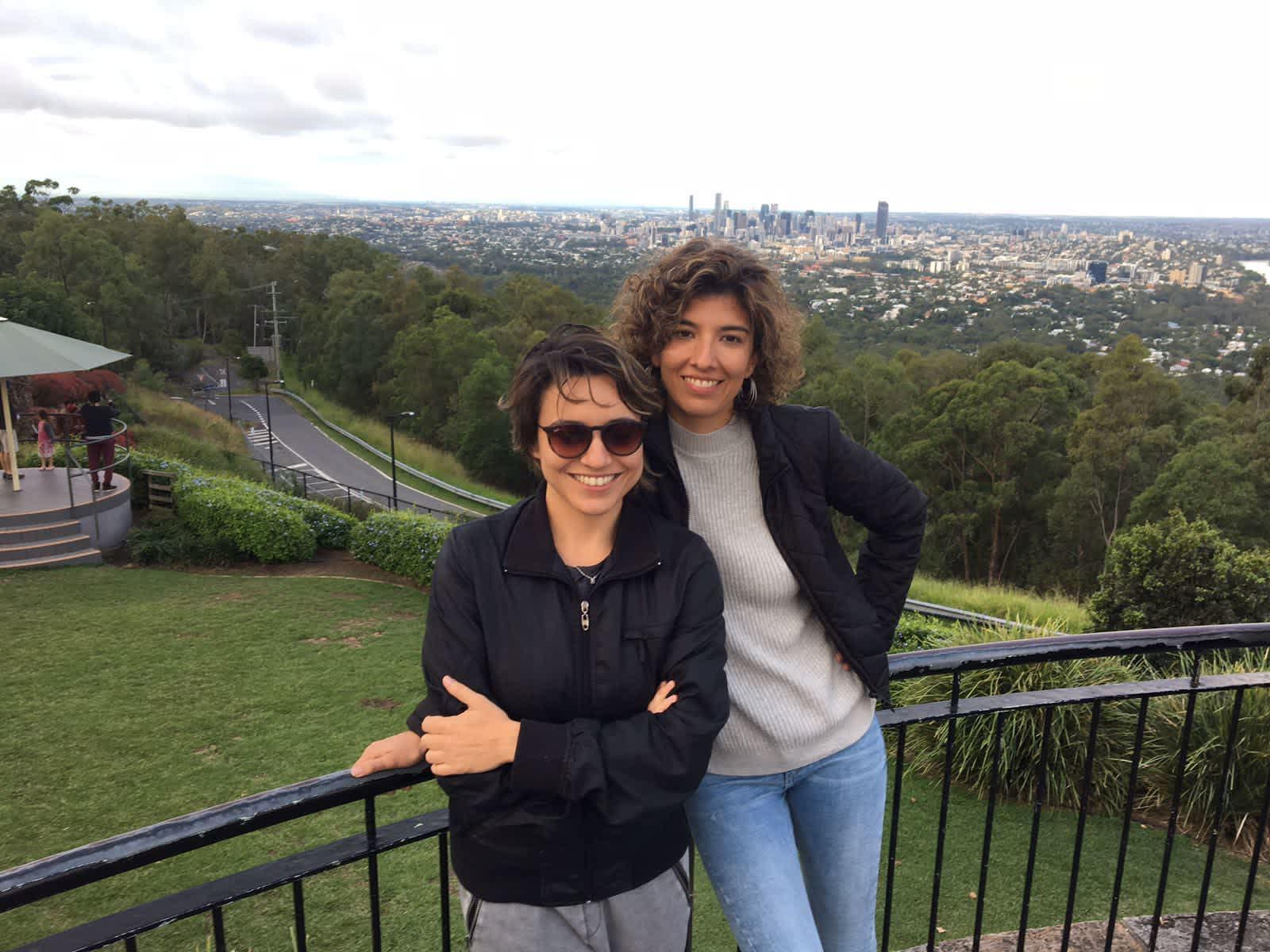 Gisa & Livia from Melbourne, Victoria, Australia