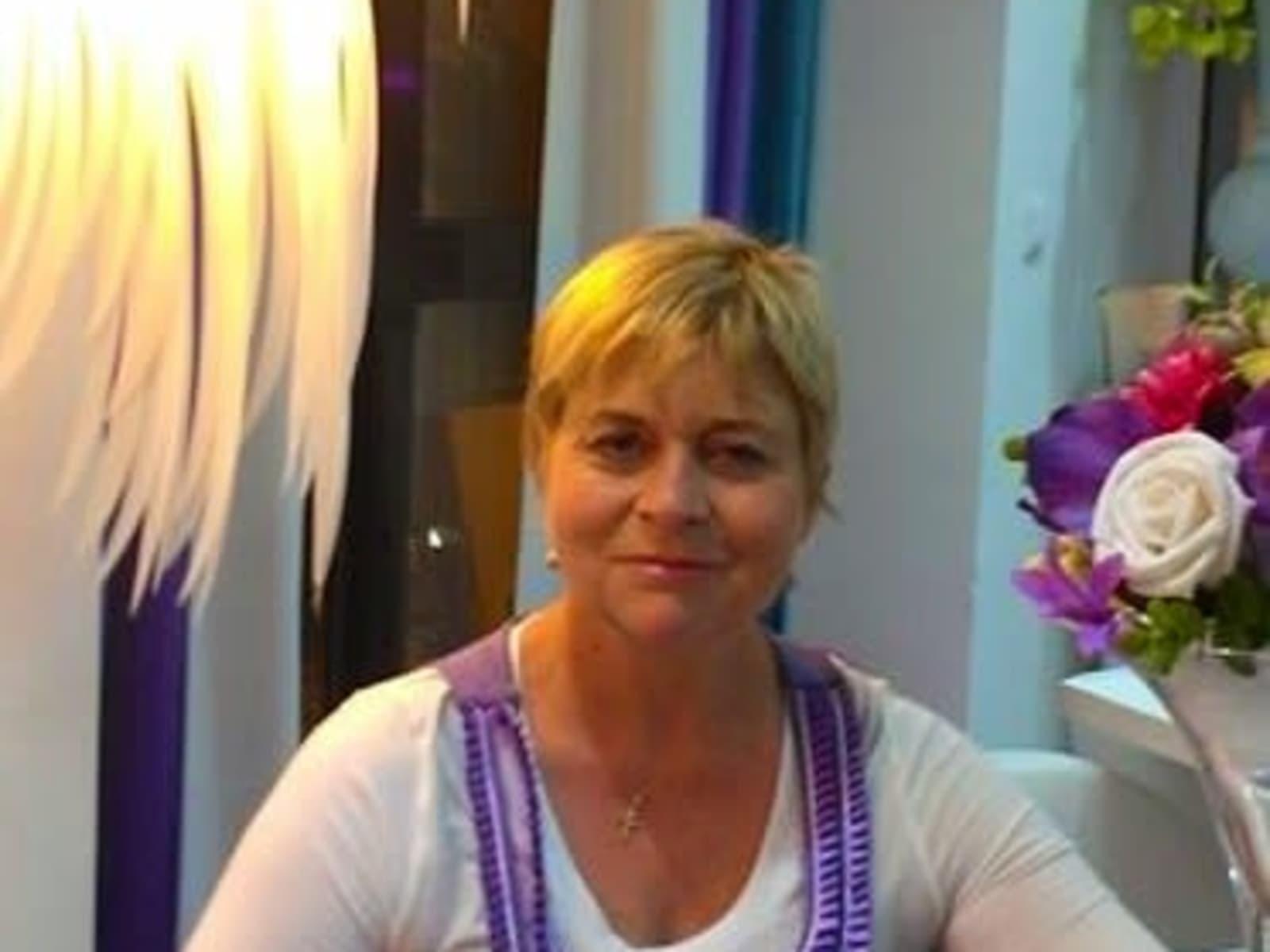Karen from Melbourne, Victoria, Australia