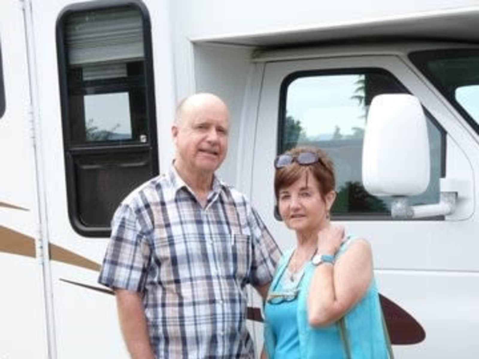 Clayton & Marlene from Ottawa, Ontario, Canada