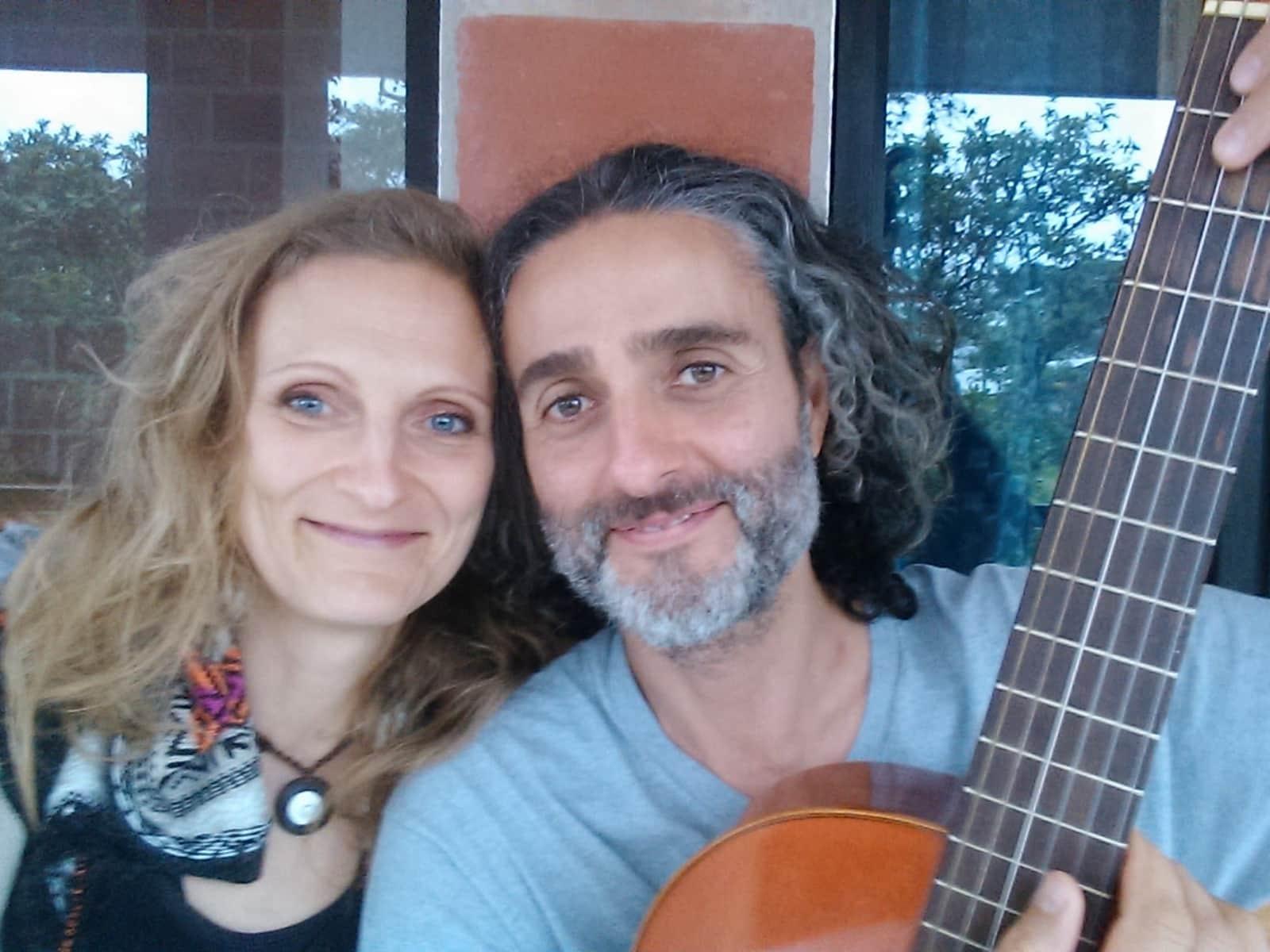 Sylvie & Jorge from Quito, Ecuador