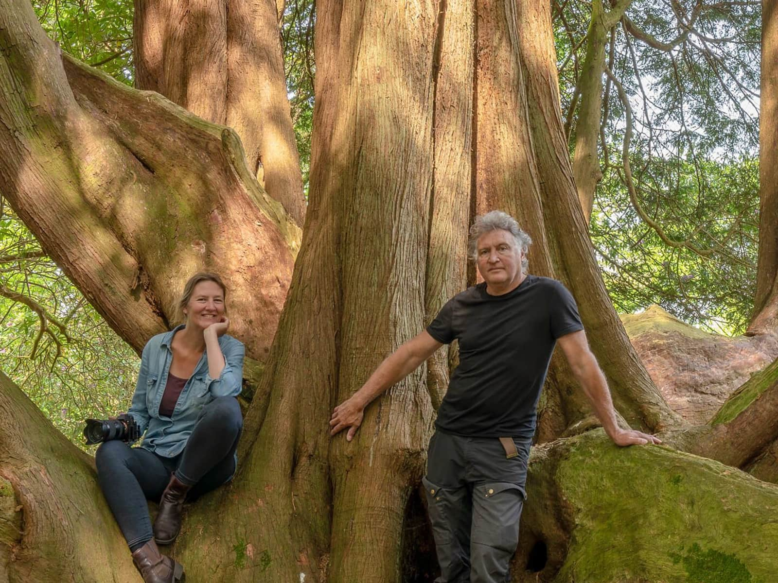 Lars & Annemarie from Lochem, Netherlands